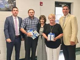 Clarendon School District 3 - Congratulations to Jesse Welch and Sheri Sims  for being selected as teachers of the year at Walker Gamble Elementary and  East Clarendon Middle High! Jessie Welch was