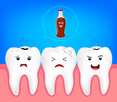 Lemon juice is very acidic, and can strip the minerals from the enamel of the teeth. Effects Of Soda On Oral Health Concorde Career College