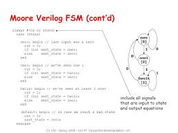 Verilog Vending Machine Enchanting Sequential Logic Review Ppt Video Online Download