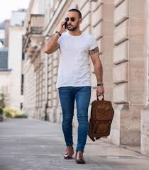 A traditional pair of chelsea boots has a leather sole. Brown Leather Chelsea Boots Summer Outfits For Men 27 Ideas Outfits Lookastic