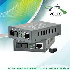 <b>HTB 3100AB Optical Fiber Ethernet</b> Media Converter Single Fiber ...