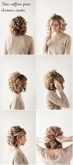 Coiffure Cheveux Court Temoin De Mariage Coiffure Cheveux