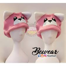 Bewear Hat Pokemon Sun and Moon Alola region (handmade)