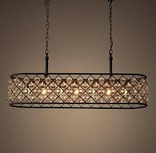 spencer rectangular clear chandelier pertaining to contemporary property rectangle crystal chandelier designs