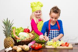 lekker en gezond eten voor kinderen