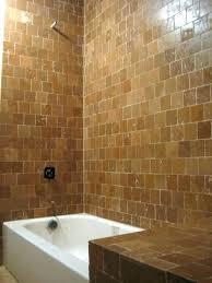 bathtub surround vs tile tub surround over tile how to install a tub surround medium image