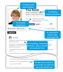 optimise your linkedin profile for better linkedin marketing linkedin marketing