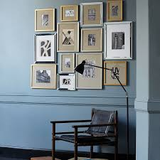 gallery picture frames antique silver