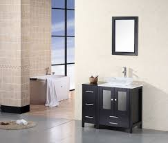 Creativity Modern Single Sink Bathroom Vanities O And Simple Design