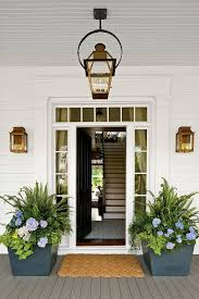 remarkable outdoor lantern light fixtures large outdoor light fixtures white farmhouse exterior copper outdoor lanterns and sconces southern living idea