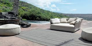 sofa cove by paola lenti beach style patio