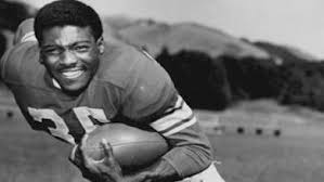 John Henry Johnson is the only black to play on a title team for the Lions