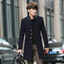 lager size men clothing free wool coat medium long men woolen trench wool coat men s clothing outerwear m l in wool blends from men s