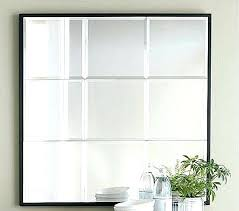 large square wall mirror extra large square wall mirrors