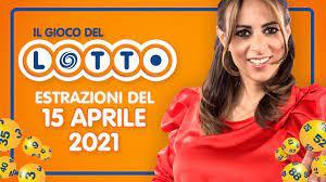 SuperEnalotto e Lotto in diretta oggi: estrazioni giovedì 15 aprile 2021  live con numeri vincenti e Simbolotto (Video)