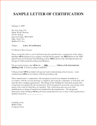 Certification Apology Letter Poles Free Sample For Company Example