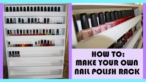 ... Rack, Nail Polish Wall Rack Walmart Ideas: Enchanting Nail Polish Wall  Rack Ideas ...