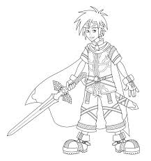 Small Picture Kingdom Hearts Printable Coloring Pages 19358 Bestofcoloringcom