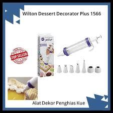Harga Jual Hot Sale Wilton Dessert Decorator Plus Alat Dekor