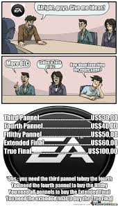 Yes, Memecenter Was Bought By Ea Games! That's How All Our Memes ... via Relatably.com