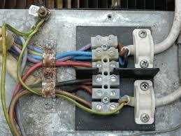 fridge wiring the brick yard