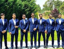 In Pictures The Suave Iranian National Team According To