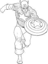 Disegni Batman Da Colorare Avengers E Supereroi Marvel Iron Man