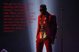 Kanye West 40 Amazing Quotes From His Week Of Radio Interviews Mesmerizing Deepak Chopra Quote Generator