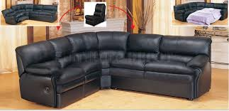 kitchen black leather sectional sofa impressive ideas decor lovable with regard to popular residence sofas under