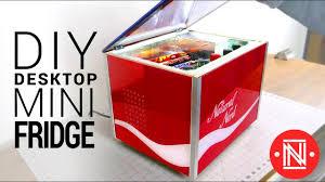 diy desktop mini fridge 5 c