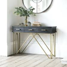 small hall table with drawers. Small Console Table Amazing Modern Tables Ideas Best About On Narrow Cheap Mirrored With Drawers Hall O