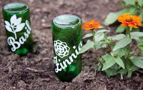 garden labels. Nobby Design Garden Markers 10 Creative DIY Marker Crafts Home Labels
