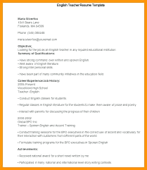Ideas Collection Best Resume Format For Teachers Creative Teaching