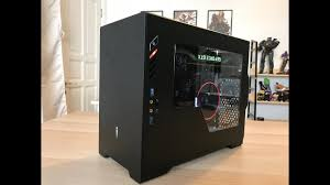 the best custom built small form factor streaming pc in singapore dreamcore reverie