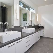 modern grey and white bathroom ideas