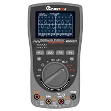 MUSTOOL <b>MDS8207 2 in 1</b> Intelligent Oscilloscope Digital 40MHz ...