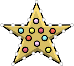Holiday Star Decoration Club Penguin Wiki Fandom Powered