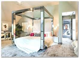 Canopy Bed Mirror Top | Furniture Modern and Unique Design