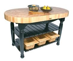 john boos butcher block table kitchen tables boos maple harvest table 60 x 30 oval 4
