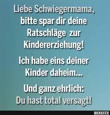 Liebe Schwiegermama Lustige Bilder Sprüche Witze Echt Lustig
