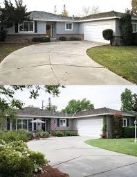 Fantastic Design For Curb Appeal For Ranch Style House Decoration Ranch Curb Appeal