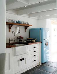Small Cottage Kitchen Periodlivinginterior Of Coastal Cottage In Port Isaac Shabby