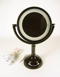revlon model rvmr9010 timeless beauty bronze lighted magnified makeup mirror