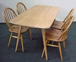 ercol plank dining table ebay. vintage ercol, winsor dining chairs, plank table ercol ebay r