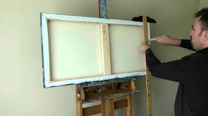 art disasters 4 how to hang a painting 1 artist nathanael provis