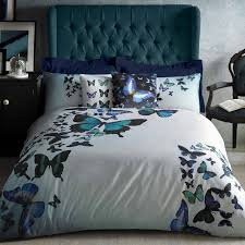 ted baker erfly collective super king duvet cover