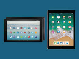 Tablet Screen Size Comparison Chart Ipad Vs Fire Hd 10 Tablet Apple Vs Amazon Which One Is