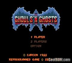 Image result for ghouls and goblins