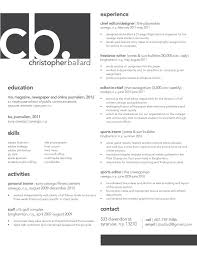 Clean Resume Format Free Download Contemporary Resume Samples
