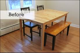 Charming Diy Concrete Dining Table Top And Dining Set The Crazy With